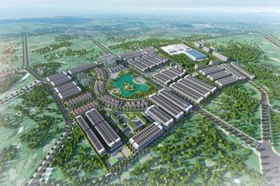 Bắc Ninh trình Thủ tướng siêu đô thị có diện tích 1.687ha