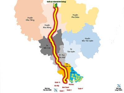 Khám phá bản đồ giá bán các chung cư tại thành phố Dĩ An