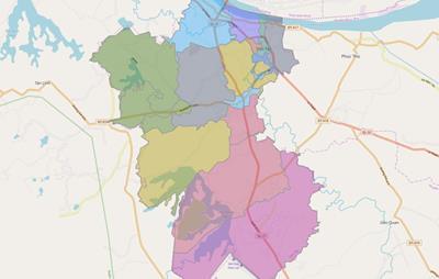 Thông tin quy hoạch huyện Ba Vì tại Hà Nội đến năm 2030