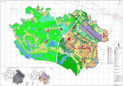 Thông tin quy hoạch huyện Mê Linh tại Hà Nội đến năm 2030