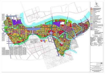 Đề án điều chỉnh Quy hoạch quận Hồng Bàng và mở rộng đến năm 2025