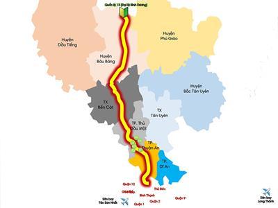 Bí mật bản đồ giá bán các chung cư tại thành phố Thủ Dầu Một