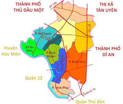 12 dự án được bổ sung vào Kế hoạch sử dụng đất 2020 tại TP Thuận An