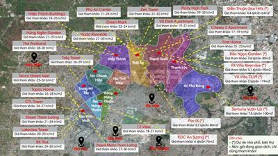 Những điểm hấp dẫn bất động sản Quận 12 hiện nay