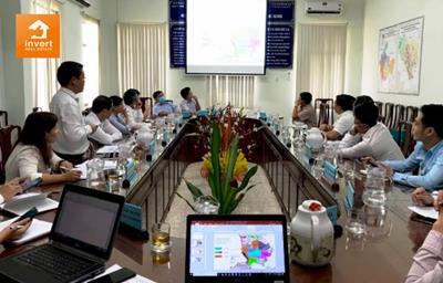 Becamex khảo sát quỹ đất tại Phú Giáo, triển khai KCN VSIP IV Tam Lập