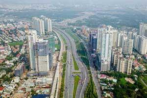 TP.HCM: Điều chỉnh đồ án quy hoạch khu dân cư Bắc Xa Lộ Hà Nội (quận 2)