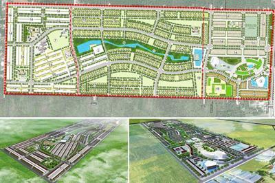 """Hà Tĩnh """"sơ tuyển"""" chủ đầu tư xây khu đô thị hơn 1 tỷ USD"""