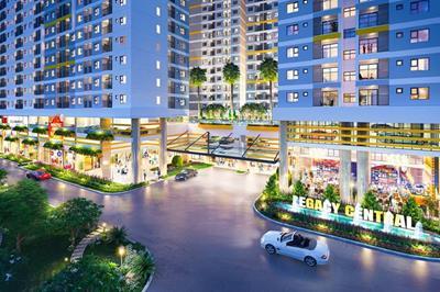 Kim Oanh Group công bố phí quản lý dịch vụ căn hộ Legacy Central