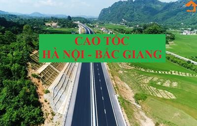 Đường cao tốc Hà Nội Bắc Giang vượt tiến độ đề ra