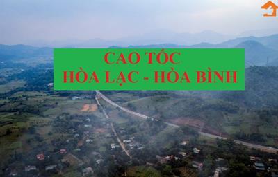 Đề xuất xây dựng giai đoạn 2 đường cao tốc Hòa Lạc Hòa Bình