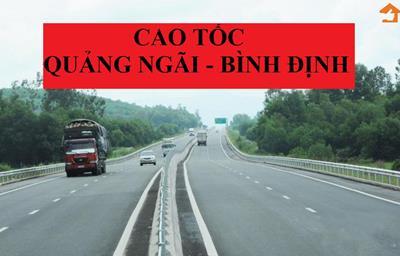 UBND tỉnh Bình Định đề xuất làm chủ đầu tư đường cao tốc Quảng Ngãi - Bình Định