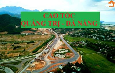 Gấp rút hoàn thành dự án đường cao tốc Quảng Trị - Đà Nẵng