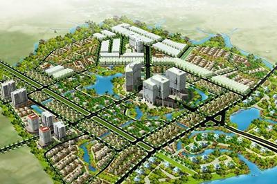 Khu dân cư 147ha ở Bình Chánh được chấp thuận lập quy hoạch