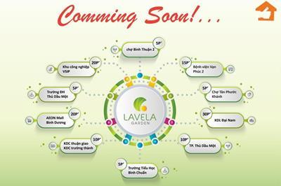 Công bố chính thức phương thức thanh toán dự án La Vela Garden