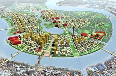 Danh mục công trình giao thông, dự án thực hiện trong năm 2021 của Quận 2