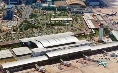 Quy định xây nhà gần sân bay?