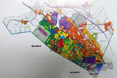 Quy hoạch mới khu đô thị Tây Bắc TP. HCM trong tương lai