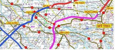 Tầm quan trọng của dự án cao tốc An Hữu - Cao Lãnh dài 28 km