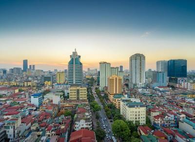 """Thành lập """"thành phố trong thành phố""""tương lai năm 2020"""