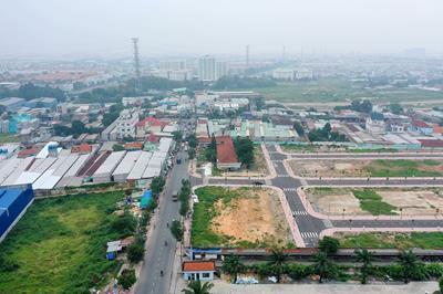 Thuận An lên thành phố: Cơ hội vàng đầu tư bất động sản