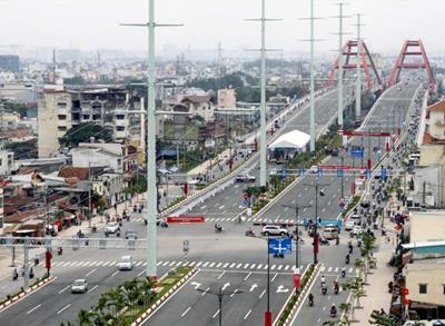 TP HCM: Khởi công 15 dự án hạ tầng giao thông mới trong quý 2/2020
