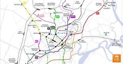 Tuyến Metro số 4: Thạnh Xuân – Hiệp Phước