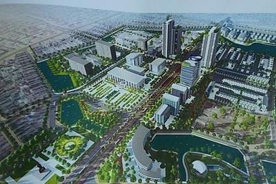 Vingroup đề xuất được thực hiện các dự án trong Khu vực Hồ Thành