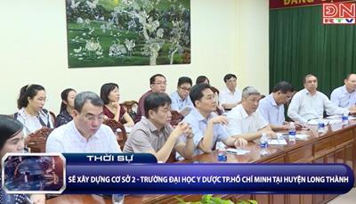 Xây dựng Trường đại học Y dược TP.HCM CS2 tại huyện Long Thành