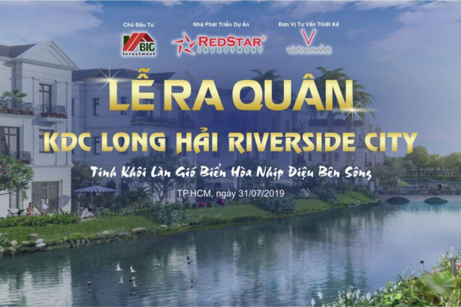 Long Hải Riverside City