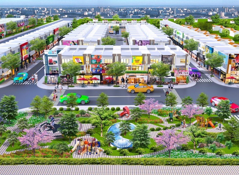 Golden Future City