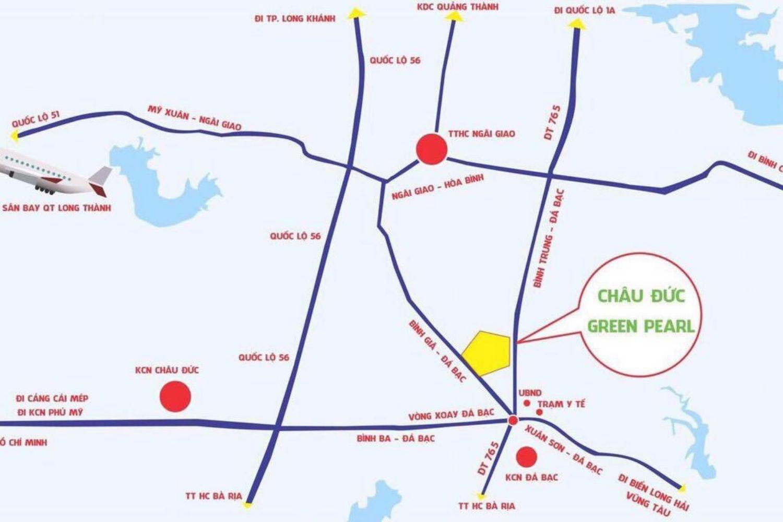 Châu Đức Green Pearl