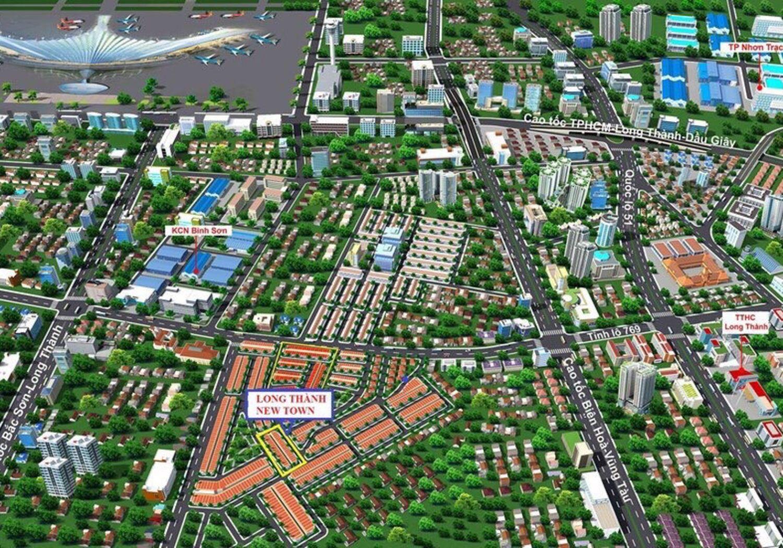 Long Thành New Town