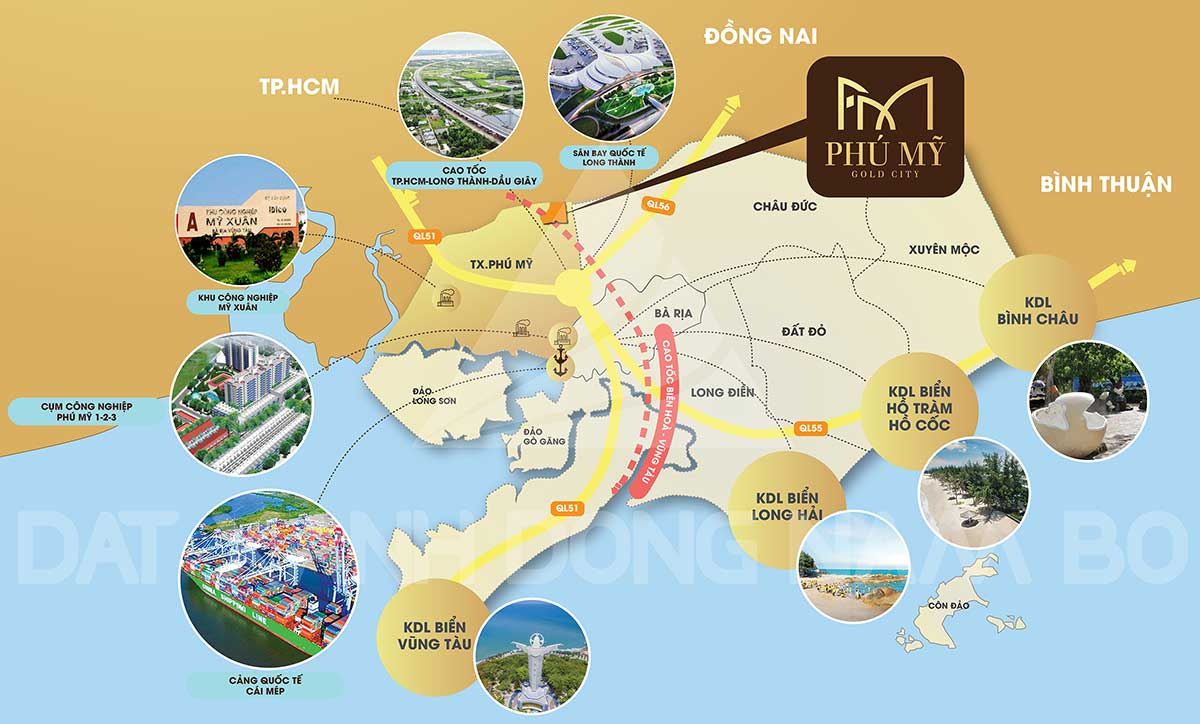 Phú Mỹ Gold City