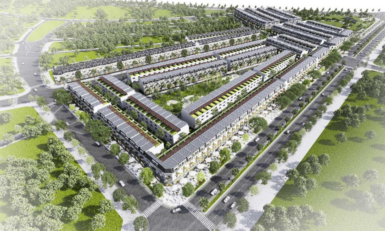 Vistaria Eco City