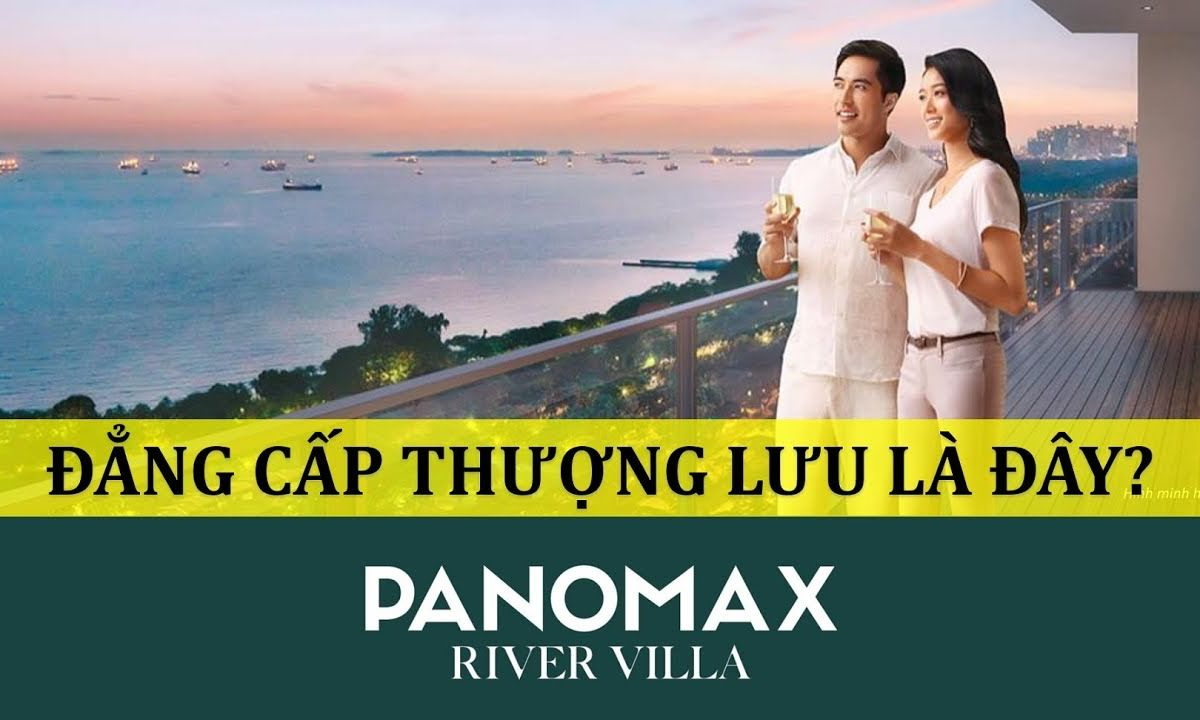 Panomax River Villa