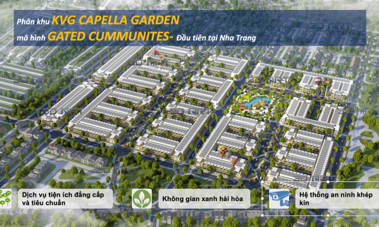 KVG The Capella Garden