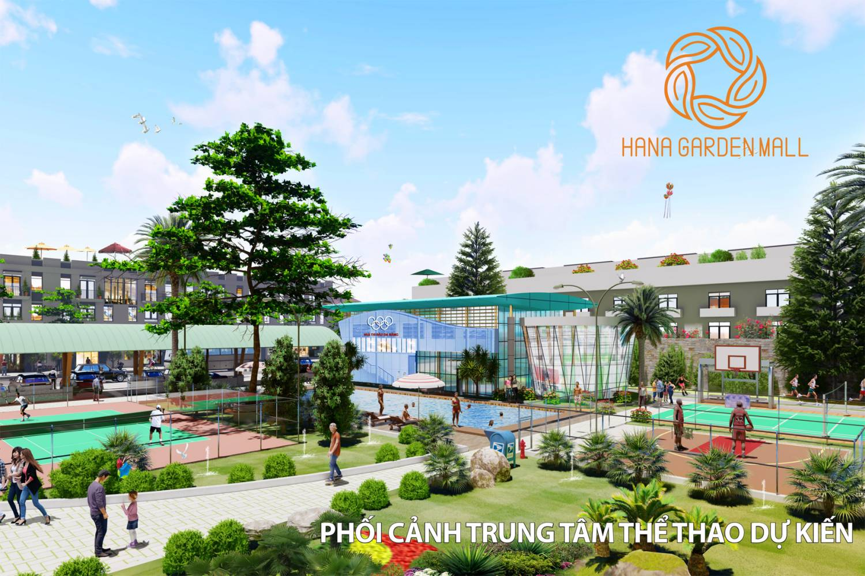 Hana Garden Mall