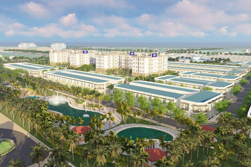 Dự án khu đô thị mới Nam Phan Thiết