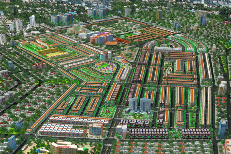 Laverder City