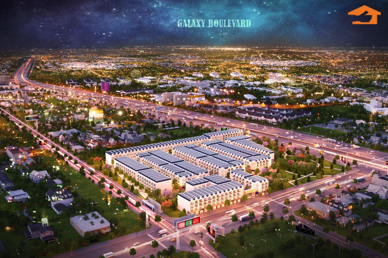 Galaxy Boulevard Kim Dinh