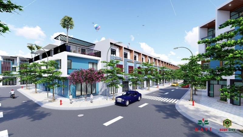Ruby City Bình Phước