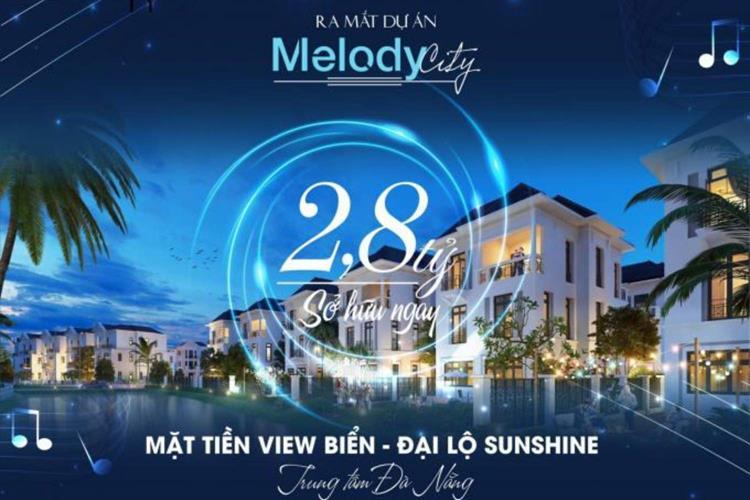 Melody City