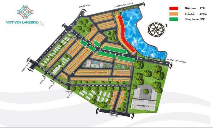 Việt Yên Lakeside City