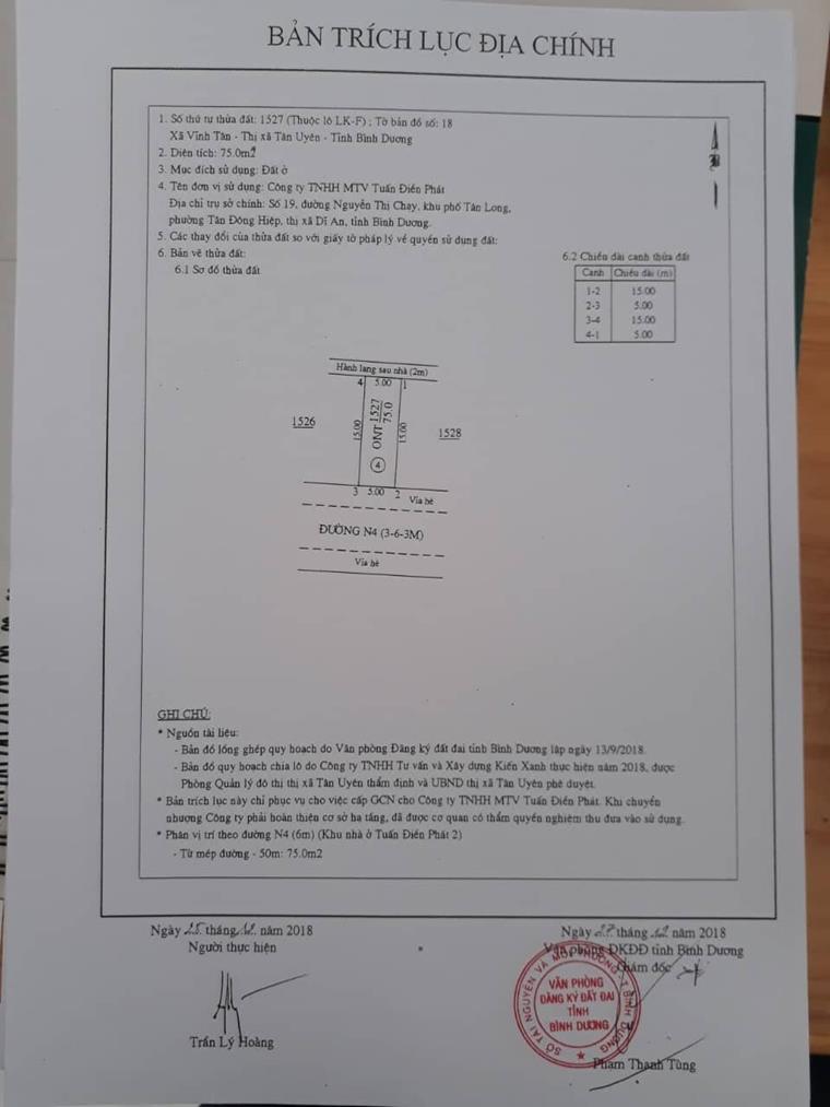 Tuấn Điền Phát Residence