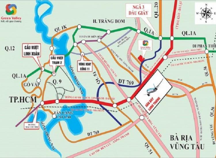 Green Valley Đồng Nai