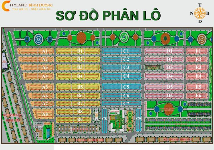 City Land Bình Dương