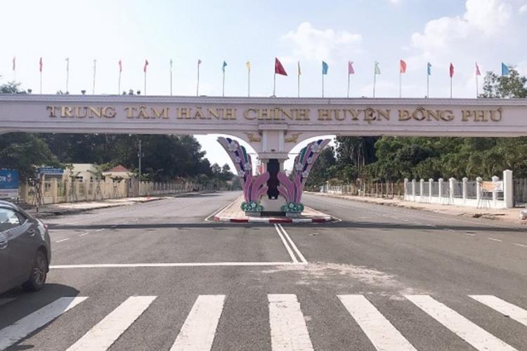 Marina Riverside Bình Phước