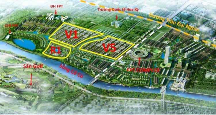 Chung cư FPT Plaza