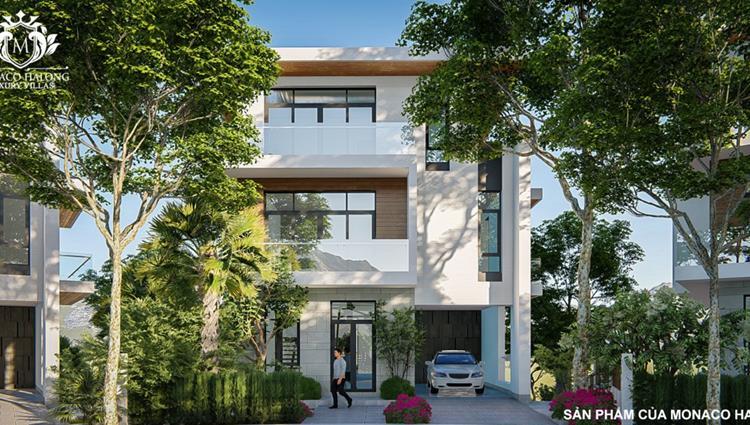 Green Pine Villas