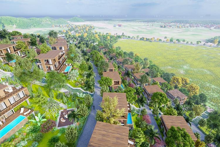 Long Thành Hòa Bình Luxury Resort